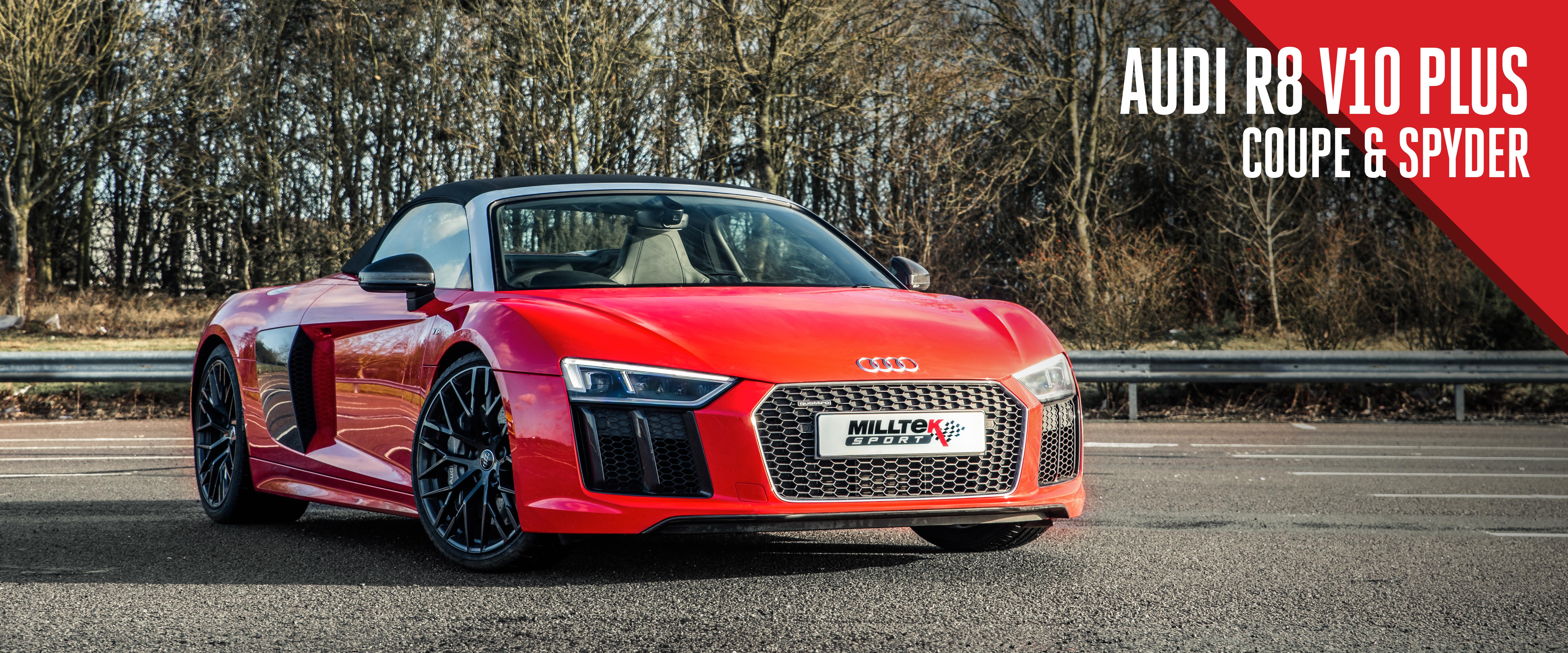 Audi R8 Systems Available Now..