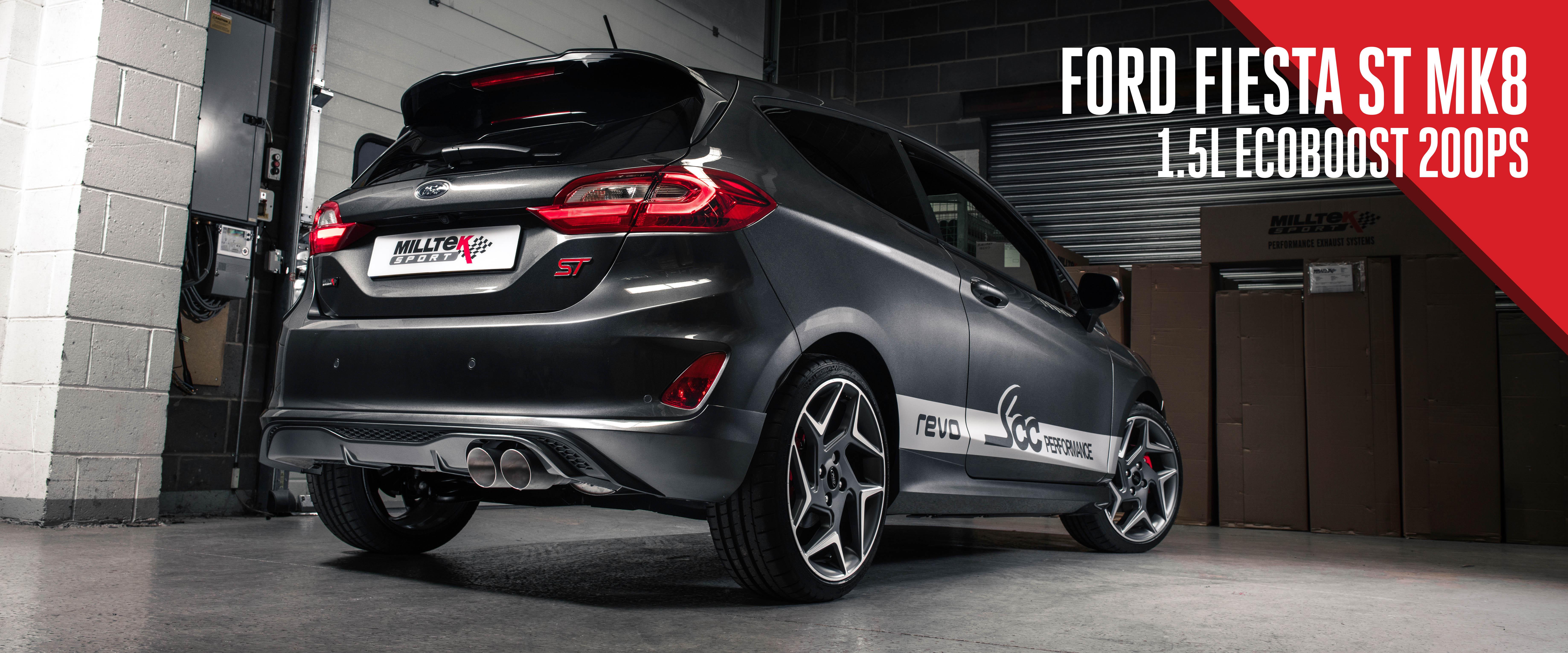 Ford Fiesta ST 1.5